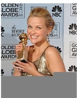 63rd Golden Globes Backstage Photos: Reese Witherspoon