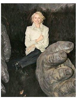 King Kong Premiere Photos: Naomi Watts