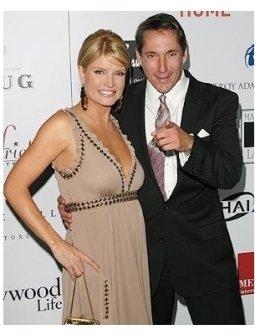 Movieline Hollywood Life's Style Awards Photos:  Dayna Devon and Brent Moelleken