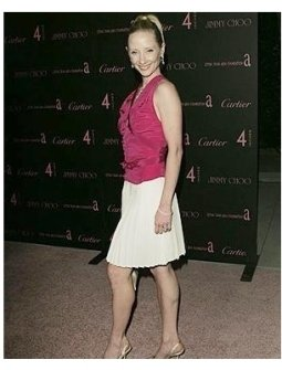 Four Inches Photos: Anne Heche