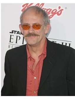 Star Wars: Episode III- Revenge of the Sith Premiere: Christopher Lloyd