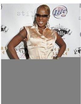 Pussycat Dolls at Caesar's: Mary J. Blige