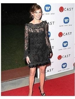 Warner Music Group's Post Grammy Party: Faith Hill