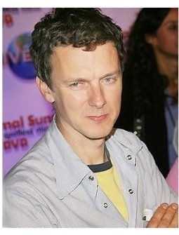 Director Michel Gondry at the Eternal Sunshine of the Spotless Mind DVD Release Party