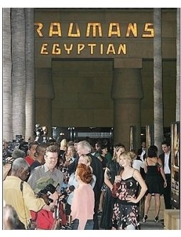 Wicker Park Premiere at the Egyptian Theater in Hollywood