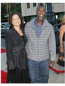 """Don Cheadle  at """"The Manchurian Candidate"""" Premiere"""