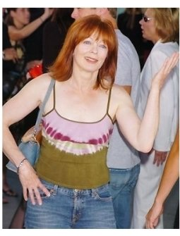 """Frances Fisher at the """"Catwoman"""" premiere"""