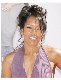"Regina King at the ""A Cinderella Story"" premiere"