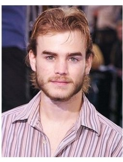"""David Gallagher at the """"I, Robot"""" Premiere"""
