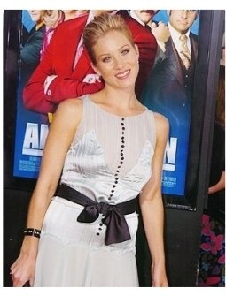 "Christina Applegate at the ""Anchorman"" premiere"