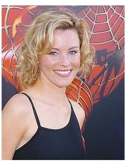 "Elizabeth Banks at the ""Spider-Man 2"" Premiere"