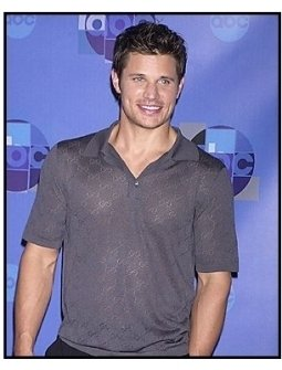 "Nick Lachey backstage at ""Motown 45"""