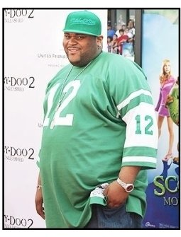 """Ruben Studdard at the """"Scooby-Doo 2: Monsters Unleashed"""" Premiere"""