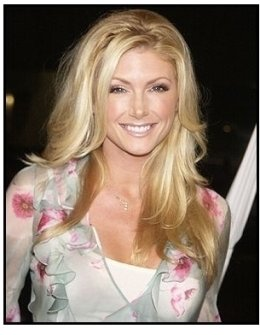 "Brande Roderick at the ""Girl with a Pearl Earring"" premiere"