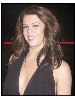 "Lauren Graham at the ""Bad Santa"" premiere"