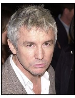 "Baz Luhrmann at the ""Master and Commander"" premiere"