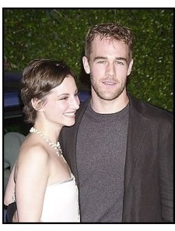 James Van Der Beek and wife Heather McComb at the 13th Annual Environmental Media Awards