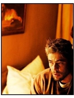 """21 Grams"" Movie Still: Benicio Del Toro"