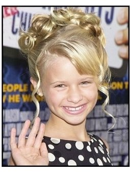 "Jenna Boyd at the ""Dickie Roberts: Former Child Star"" premiere"