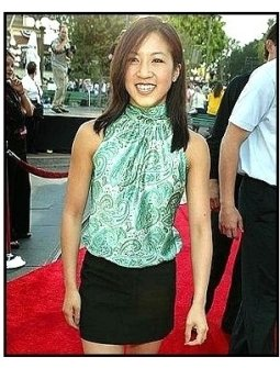 """ONE TIME USE ONLY: Michelle Kwan at the """"Pirates of the Caribbean: The Curse of the Black Pearl"""" World Premiere"""