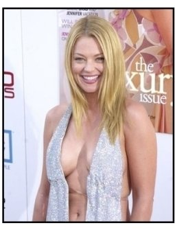 Charlotte Ross at the 2003  Young Hollywood Awards