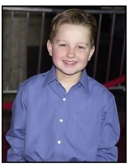 "Angus T. Jones at the  ""Bringing Down the House"" Premiere"