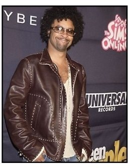 Teen People magazine party: Shaggy