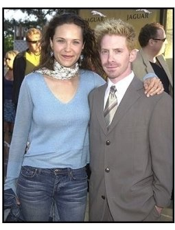 Austin Powers in Goldmember Premiere: Seth Green and friend Chad Morgan