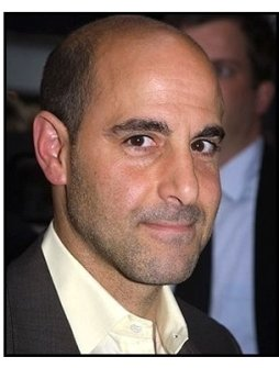 Stanley Tucci at the Minority Report premiere