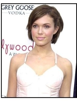 Mandy Moore at the 2002 Movieline Young Hollywood Awards