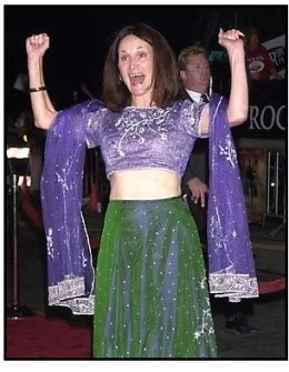 Beth Grant at the Rock Star premiere
