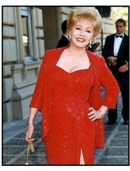 Debbie Reynolds at the 2000 Creative Arts Emmys