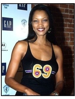 Garcelle Beauvais at Back to School Night