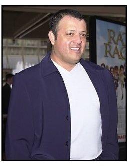 Paul Rodriguez at the Rat Race premiere