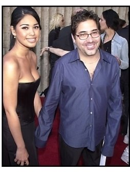 Steve Carr and Maria Arce at the Dr. Dolittle 2 premiere
