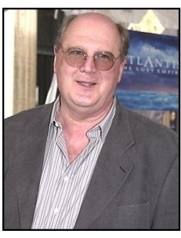 David Ogden Stiers at the Atlantis premiere