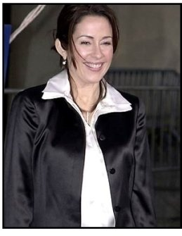 Patricia Heaton at the 2001 TV Guide Awards