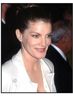 Rene Russo at the Proof of Life premiere