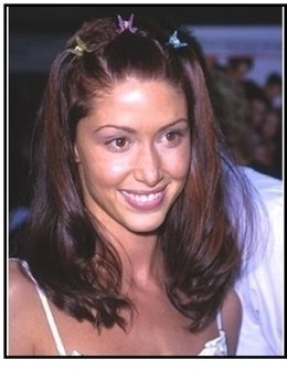 Shannon Elizabeth at the American Pie premiere