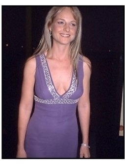 Helen Hunt at the Pay It Forward premiere