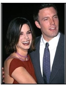 """Sandra Bullock and Ben Affleck at the """"Forces of Nature"""" Premiere"""