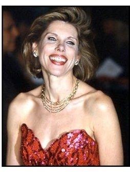 Christine Baranski at The Grinch premiere