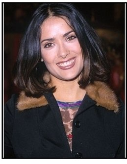 """Salma Hayek at the """"Anna and the King"""" Premiere"""