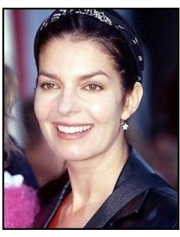 Sela Ward at The Emperor's New Groove Premiere
