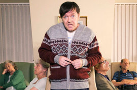 Ricky Gervais, Derek, Netflix