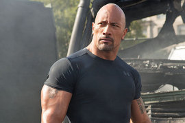 Dwayne Johnson, Fast & Furious