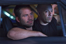 Paul Walker, Fast and Furious 7