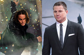 Gambit, X-Men, Channing Tatum