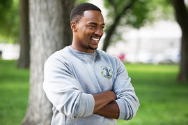 Captain America The Winter Soldier, Anthony Mackie