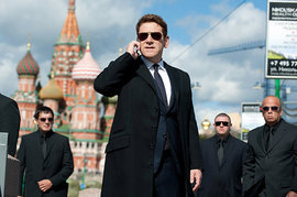 Jack Ryan Shadow Recruit, Kenneth Branagh